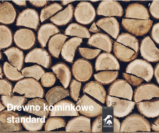 Drewno kominkowe standard